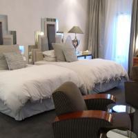 Boutique hotel má krásne izby