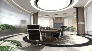 Nábytek a pracovní stůl