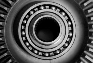 Elektromotory velkých výkonů a jejich části