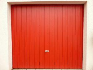 Garážové brány v rôznych farbách