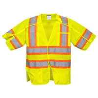 Reflexné pracovné odevy