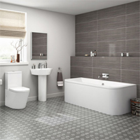 Malé koupelny a jejich údržba