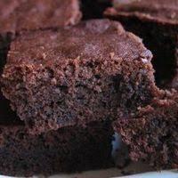 Fazulove brownies na desiatu